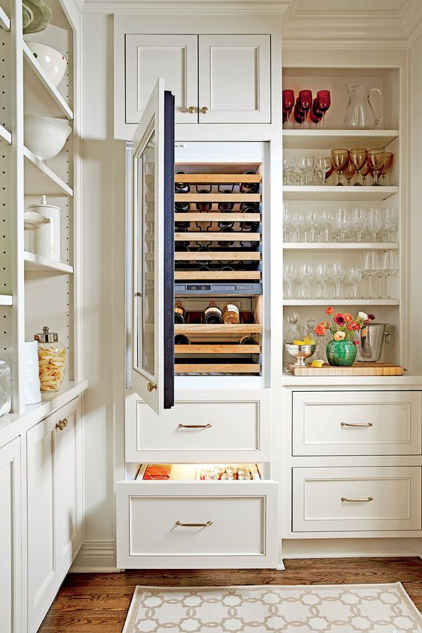 17 best images about pantry design on pinterest cabinets for Ideas for things to put on top of kitchen cabinets