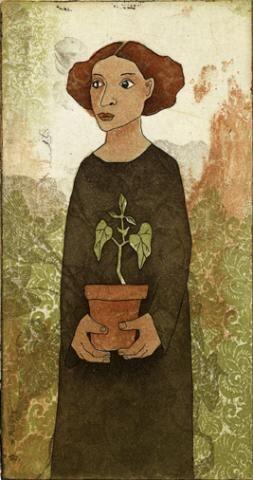 Piia Lehti: Taimi / Seedling, 2008