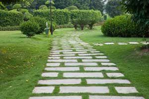 Ge trädgården ny form med sten!