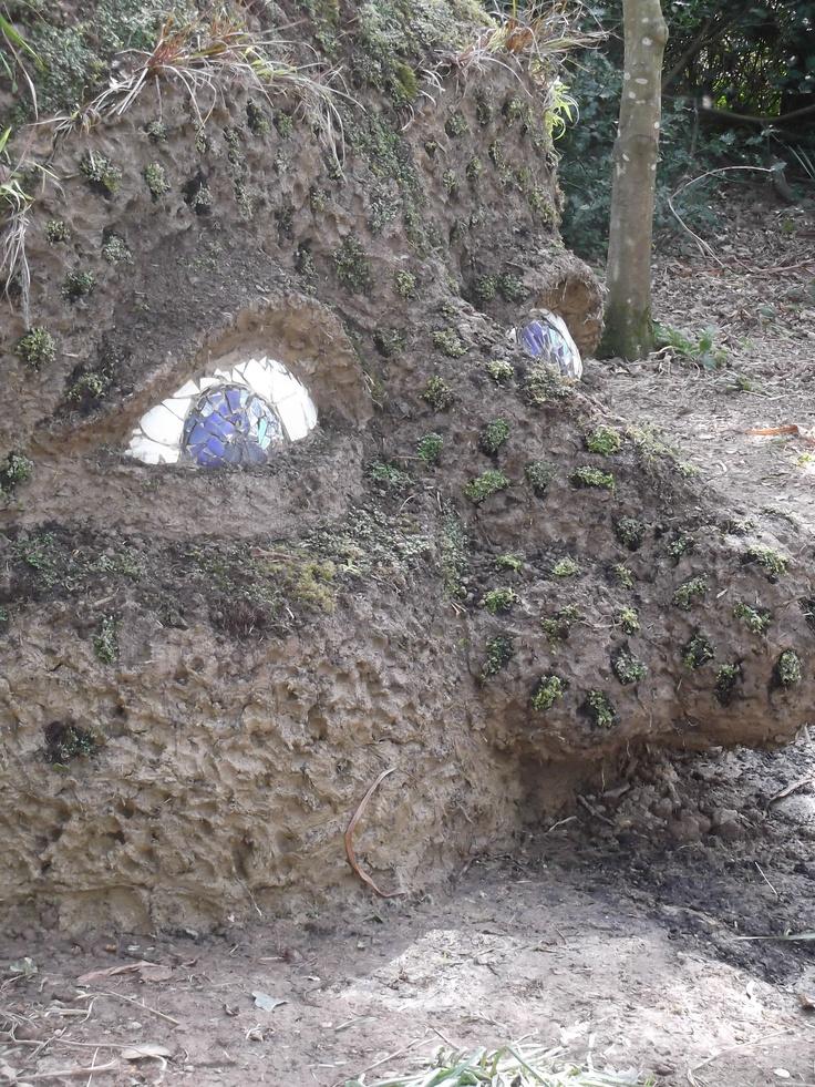 Heligan gardens Cornwall UK