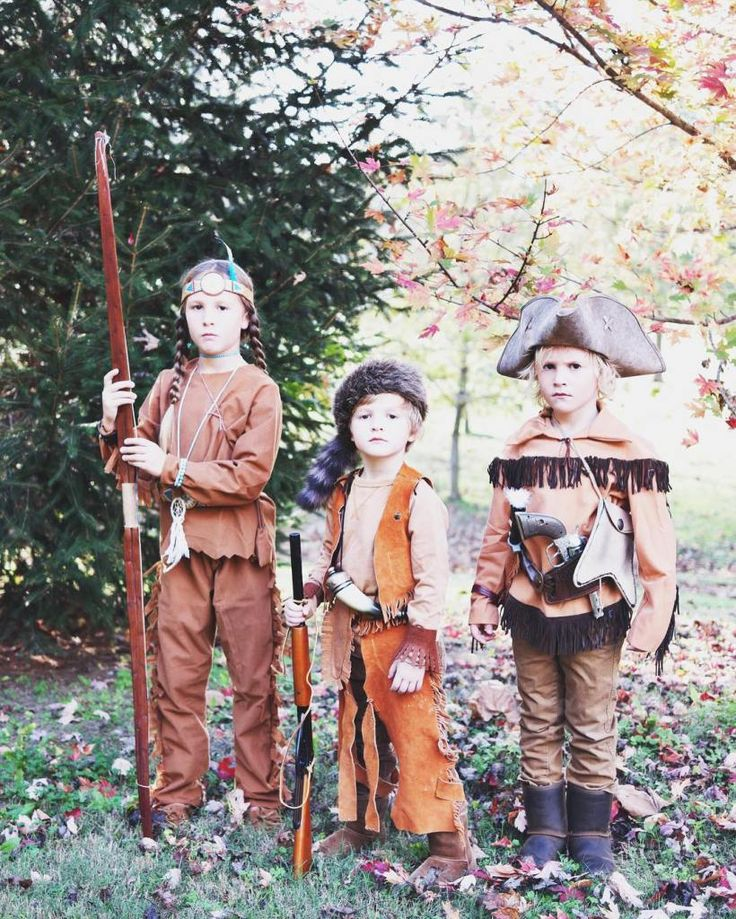 Lewis, Clark, + Sacajawea They look tough, do you think they'll barter for candy!? ☺️