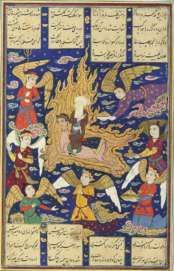 Isra & Miraj Prophet Muhammad's Miraculous Night Journey