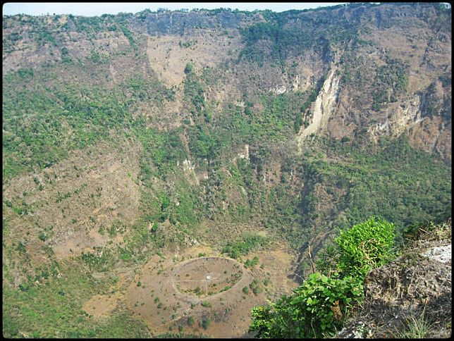 El Boqueron National Park, Parque Nacional El Boqueron, San Salvador, El Salvador