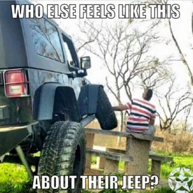 #jeeplife