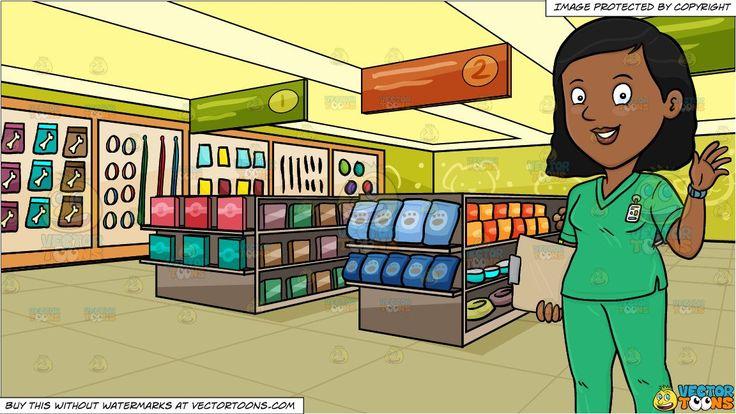 Vendor: vectortoon Type: Clipart Price: 20.00  Source Clipart  A Black Haired La…