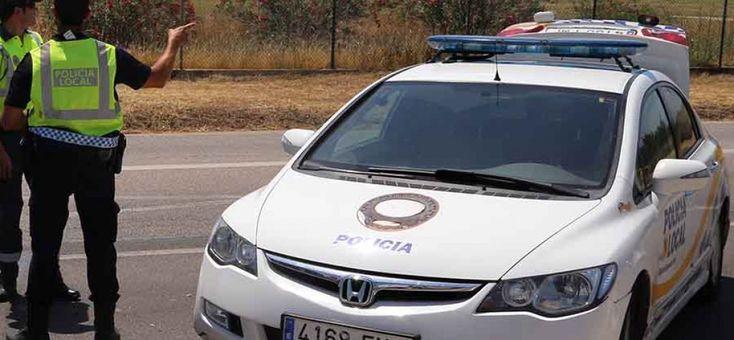 Drei Polizisten bei Verkehrskontrolle auf Mallorca verletzt