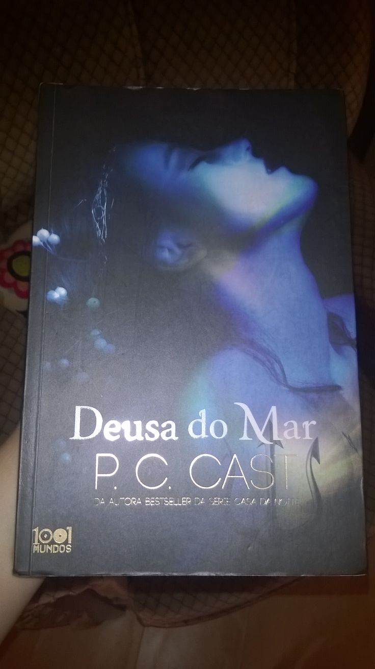 Goddess Of The Sea, By Pc Cast (i Own It In Portuguese, Like