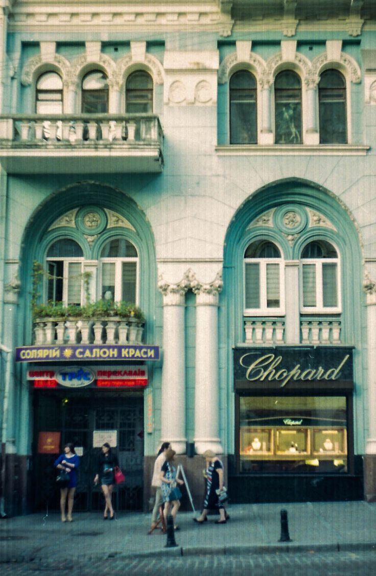 Architecture of Kiev