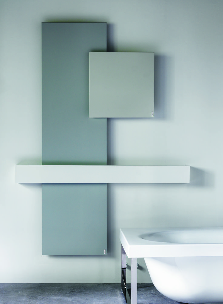Square - Tubes Radiatori - Design by Ludovica + Roberto Palomba