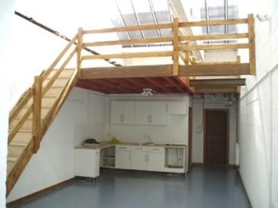 20 best loft mezzanine images on pinterest mezzanine for How to build a mezzanine floor for bedroom