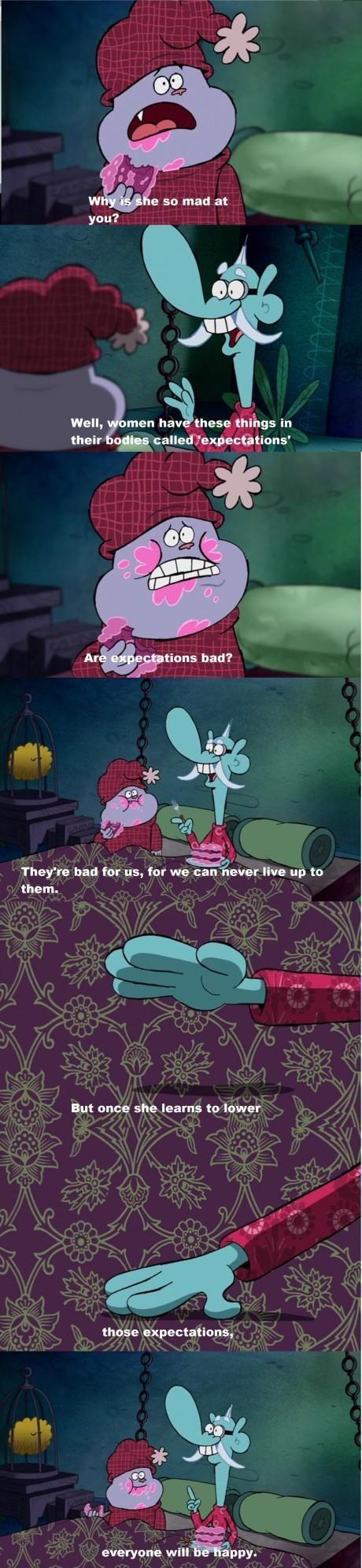 Lol.. I love Chowder..