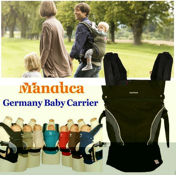 FREE SHIPPING Authentic MANDUCA Baby Carrier New Style 5 colors with retail box