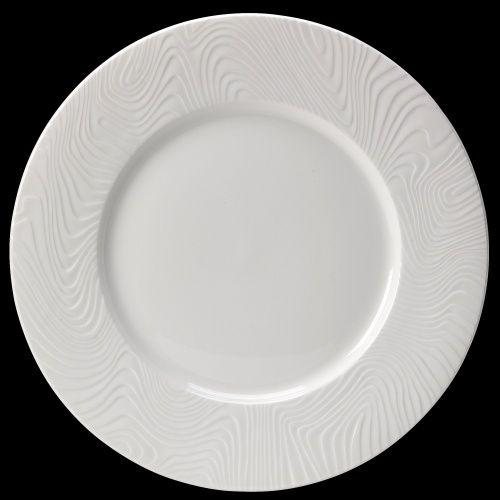 Optik Wide Rim Plate