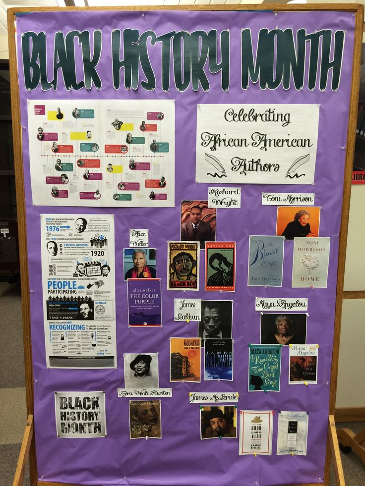 31 best images about library display ideas on pinterest for Black bulletin board ideas