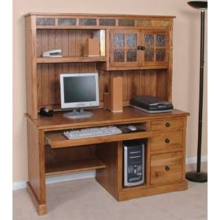Best 25 Computer Desk With Hutch Ideas On Pinterest