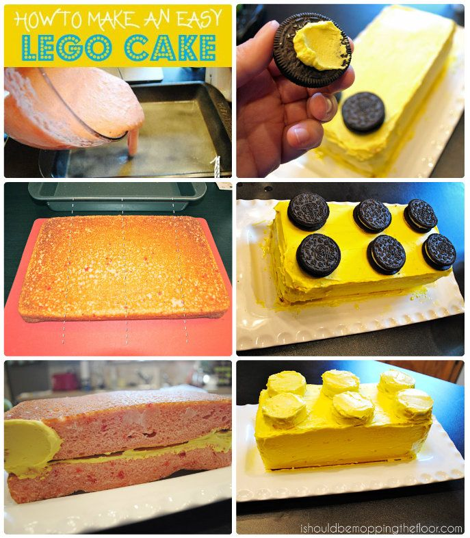Instead of a big cake, use mini loaf pans and create smaller cakes in place of cupcakes