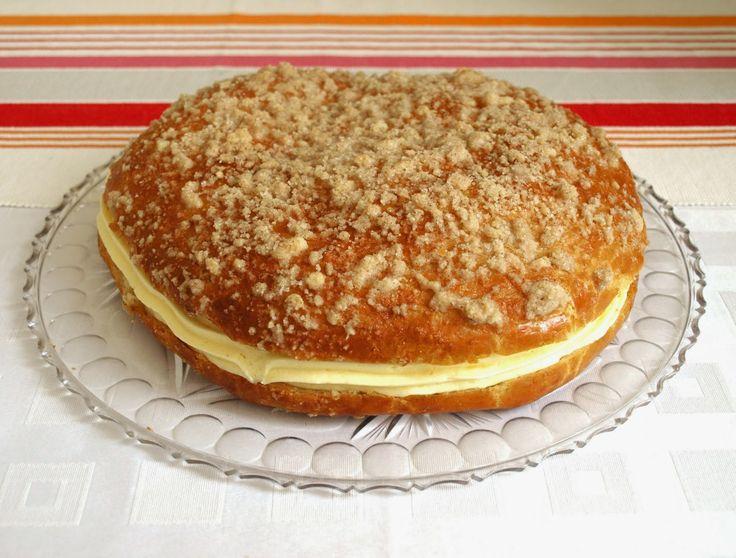 CHEZ LUCIE: Pražský koláč