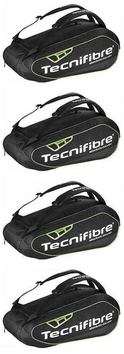 Squash 62166: Absolute Green 9 Racquet Squash Bag -> BUY IT NOW ONLY: $104.79 on eBay!