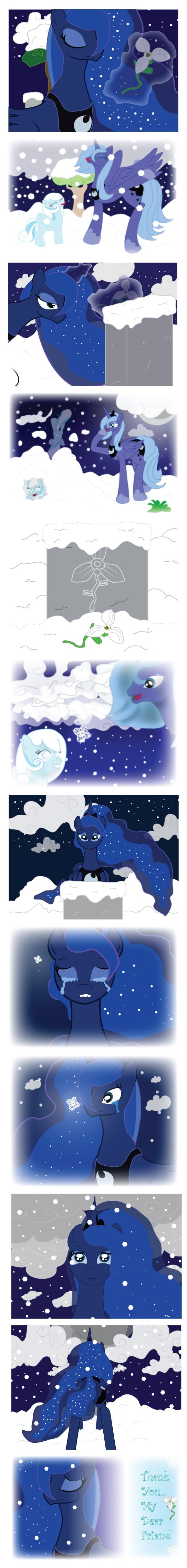 Aww || i may or may not have shed a tear || my little pony mlp