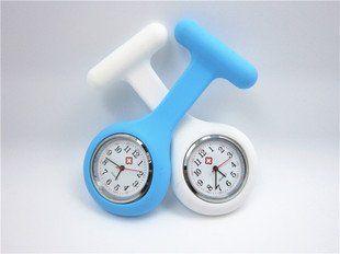 Domire reloj de enfermera de silicona