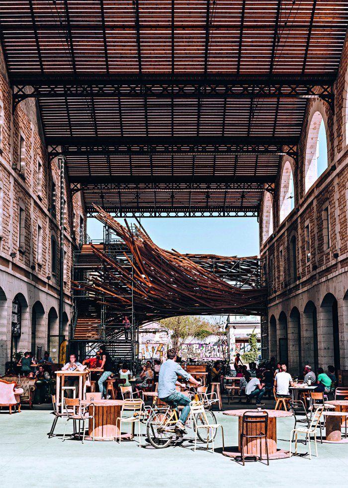 Darwin, le nouvel éco-quartier de Bordeaux