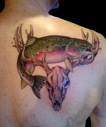 deer antler tattoos - Yahoo Search Results