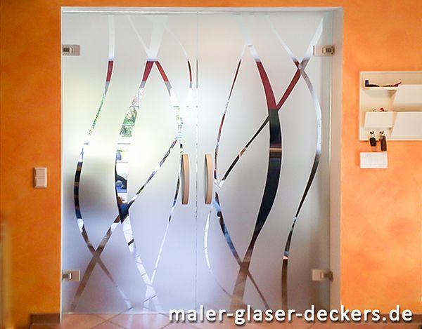 12 besten mgd Glas u2022 Wohnideen mit Glas Bilder auf Pinterest - küchenrückwand edelstahl optik