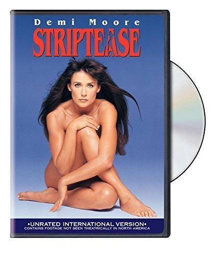 Demi Moore & Armand Assante & Andrew Bergman-Striptease 1996