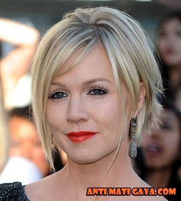 Jenny w/choppy hair  Very cute and classic  http://www.mervedinger.com