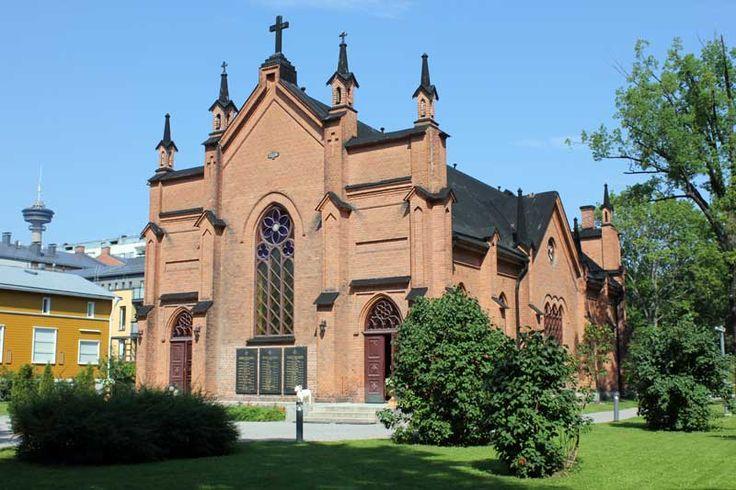 Finlaysonin kirkko Tampere