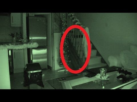 The Best Paranormal Activity Videos Caught on Tape - YouTube