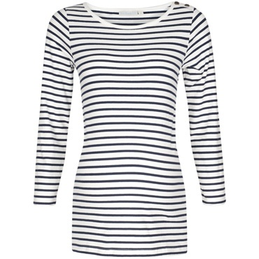 Breton Stripe Maternity Tops, Tops and Shirts, Maternity