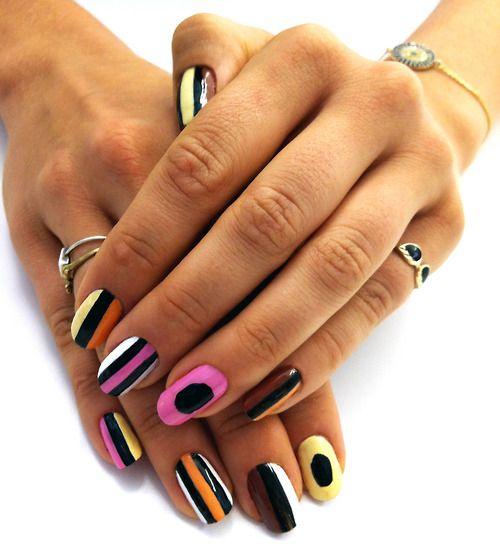 Allsorts fingers