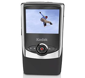 Kodak Zi8 Pocket Video Camera Review & Rating | PCMag.com