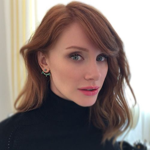 bryce dallas howard jessica chastain sisters