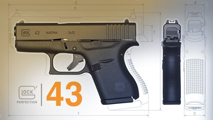 Glock 43: Little Bigger Gun, Huge Hit