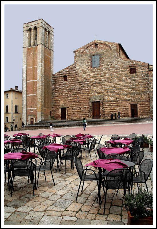 Montepulciano  The Duomo through the eyes of rodgerg