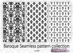 Baroque collection (patterns)