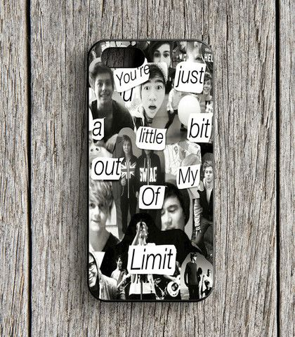 5 Second Of Summer Band 5 SOS Art Music iPhone 5 | 5S Case