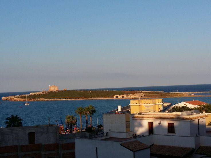 isola di Capo Passero Sicily Pachino