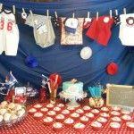 Ideas para baby shower de Béisbol