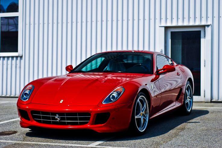 Ferrari 599 HGTE Rosso Fuoco