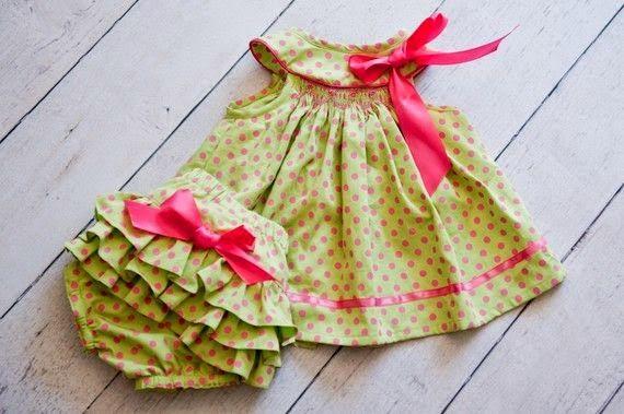 Ideias de Costura - Folhos para os mais pequenos ~ LOJA SINGER PORTO