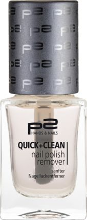 Nagellackentferner Quick+Clean Nail Polish Remover