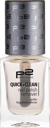 Nagellackentferner Quick+Clean Nail Polish Remover