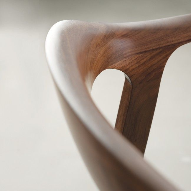 'Willow' Chair detail.