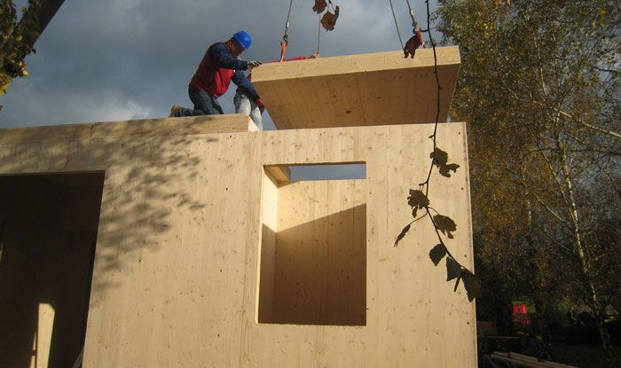 GreenSpec: Cross-Laminated Timber: Introduction