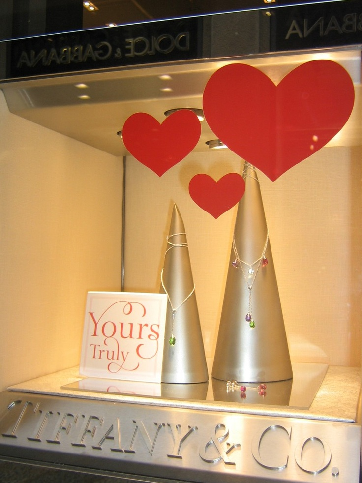 17 best images about window displays on pinterest for Valentines day ideas seattle