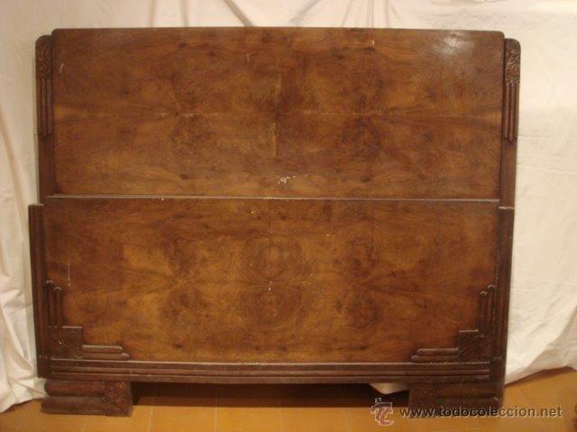 M s de 1000 ideas sobre camas antiguas en pinterest - Camas de madera antiguas ...