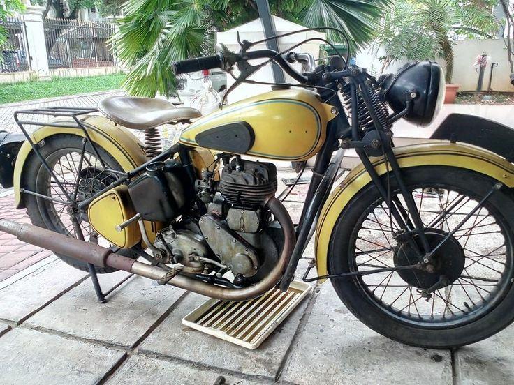 BSA M20 1941